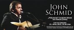 John Schmid Banner